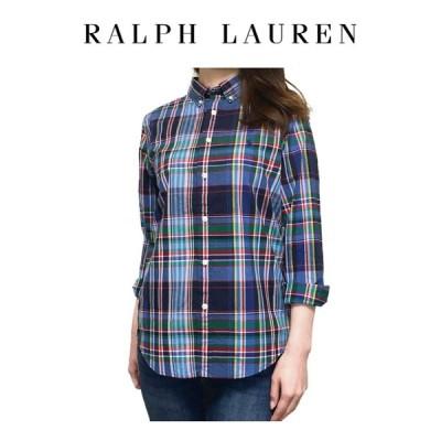 ポロ ラルフローレン 長袖 ボタンシャツ チェック Polo Ralph Lauren ボーイズ BOYS