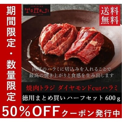 焼肉 牛肉 ハラミ ダイヤモンドcutハラミ 600g  BBQ バーベキュー 肉 お取り寄せ 2~3人前