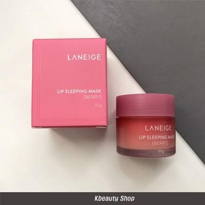 リップスリーピングマスク[ベリー] 20g / Laneige Lip Sleeping Mask Berry