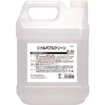 鈴木油脂工業 リトルバブルクリーン4kg 洗剤・クリーナー S-2772 【返品種別B】