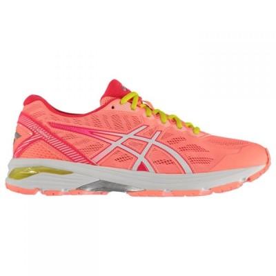 アシックス Asics レディース ランニング・ウォーキング シューズ・靴 GT Xuberance Running Shoes Pink/White