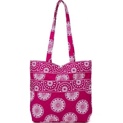 母 プレゼント レッスンバッグ キルトトートバッグ ピンク