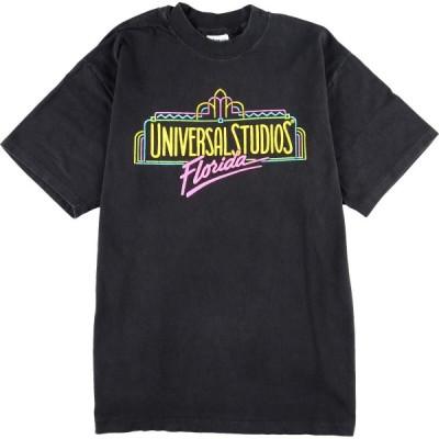 Hanes ユニバーサルスタジオ FLORIDA Tシャツ L /eaa051029