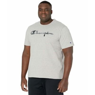 チャンピオン シャツ トップス メンズ Heritage Short Sleeve T-Shirt Oxford Gray