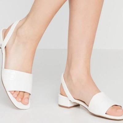 アルド レディース サンダル CANDY - Sandals - white
