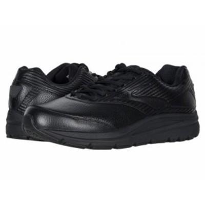 Brooks ブルックス メンズ 男性用 シューズ 靴 スニーカー 運動靴 Addiction Walker 2 Black/Black【送料無料】