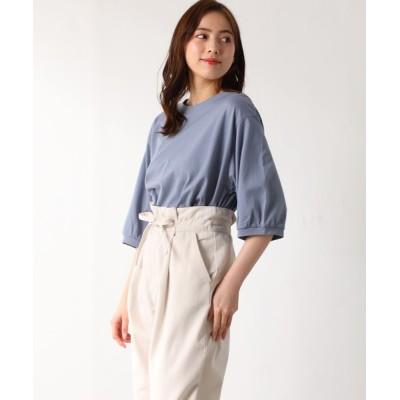 Honeys / 袖ギャザーTシャツ WOMEN トップス > Tシャツ/カットソー