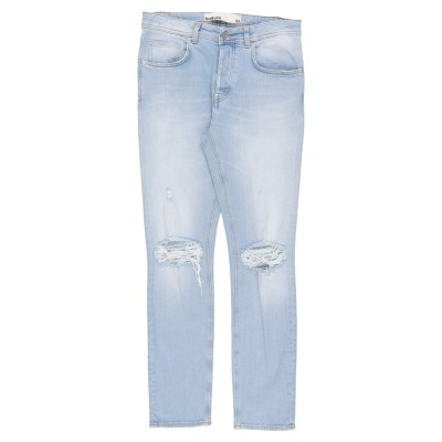 HAIKURE ジーンズ ブルー 33 紡績繊維 ジーンズ