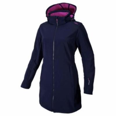 cmp シーエムピー アウトドア 女性用ウェア ジャケット cmp coat-zip-hood