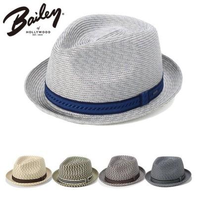 ベイリー 麦わら帽子 MANNES