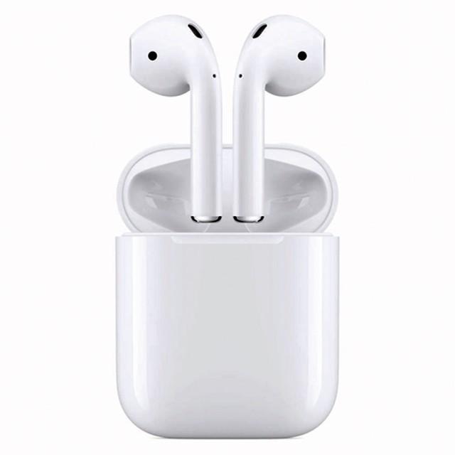 Apple原廠AirPods 無線藍牙耳機-2019新款 第2代(搭配有線充電盒)Dolly珠寶