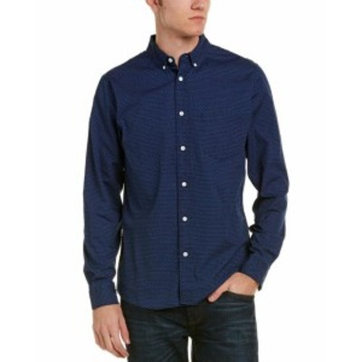 Levis リーバイス ファッション アウター Levis Made & Crafted Standard Woven Shirt 3 Blue