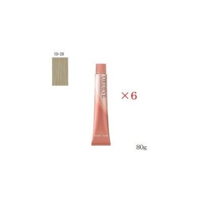 ミルボン オルディーブ 80g 13-20 ×6セット (医薬部外品)