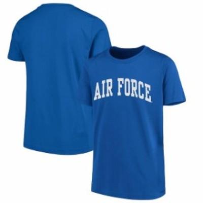 Fanatics Branded ファナティクス ブランド スポーツ用品  Fanatics Branded Air Force Falcons Youth Royal Basic Arc