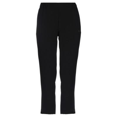 OTTOD'AME パンツ ブラック 38 ポリエステル 94% / ポリウレタン 6% パンツ