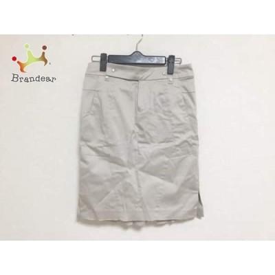 ボディドレッシングデラックス BODY DRESSING Deluxe スカート サイズ38 M レディース ベージュ     スペシャル特価 20190731【人気】