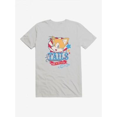 ノーブランド no brand メンズ Tシャツ トップス Tails TIme To Fly T-Shirt
