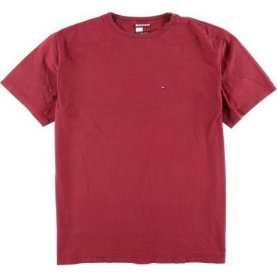 トミーヒルフィガー ロゴTシャツ メンズL /eaa044985