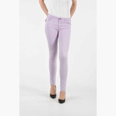 ARMANI JEANS/アルマーニジーンズ デニムパンツ Violet レディース 春夏2019 ARMANI JEANS Skinny Fit ORCHID Jeans dk