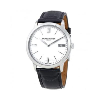 ボーム&メルシエ メンズ 腕時計 Classima White Dial メンズ Watch 10323
