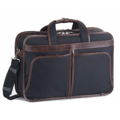 ショルダーバッグ メンズ 斜めがけ B4F 横型 ビジネスバッグ メンズバック 大容量 底鋲 Y付仕様 42cm 出張 ギフト 男性 紳士 通勤 プレゼ