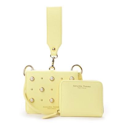 Samantha Thavasa Petit Choice サマンサタバサプチチョイス マイクロミニバッグシリーズ小サイズ ミニ財布付き