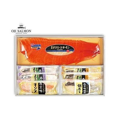 スモークサーモン&漬魚詰合せ