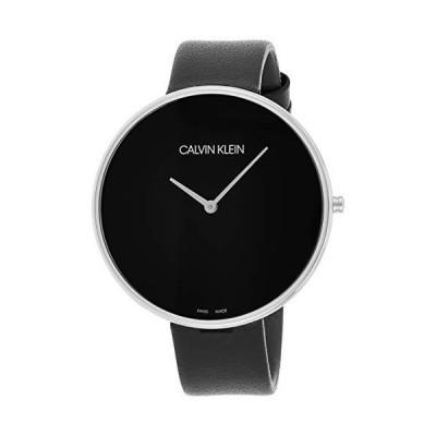 [カルバンクライン] 腕時計 2針 Full Moon(フルムーン) K8Y231C1 レディース 正規輸入品 ブラック