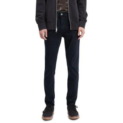 リーバイス デニムパンツ ボトムス メンズ Men's 512 Slim Taper All Seasons Tech Jeans Black Cactus