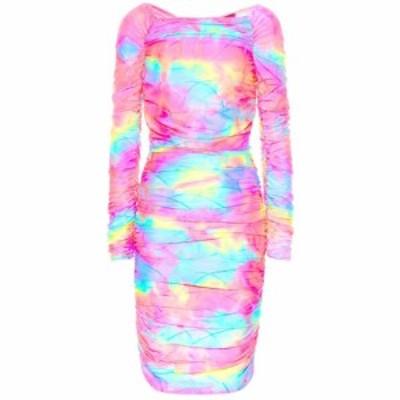 シエス マルジャン Sies Marjan レディース ワンピース ワンピース・ドレス Jolene tie-dye midi dress Multicolored