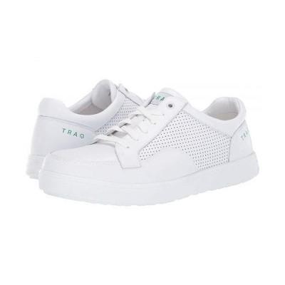 Alegria アレグリア メンズ 男性用 シューズ 靴 スニーカー 運動靴 Baseq - White