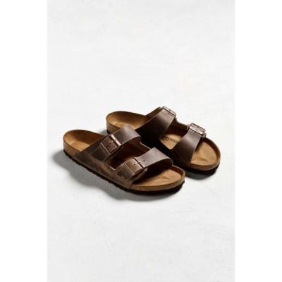 ビルケンシュトック Birkenstock メンズ サンダル シューズ・靴 arizona leather sandal Taupe