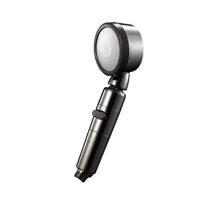 アラミック (Arromic) シャワーヘッド 節水シャワー 3Dプレミアム 角度調整 一時止水 増圧 節水 最大50% シルバー 日本製
