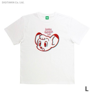 YUTAS 手塚治虫 Tシャツ ジャングル大帝 ジャングル大帝B (WHITE) Lサイズ◆ネコポス送料無料(ZG67933)