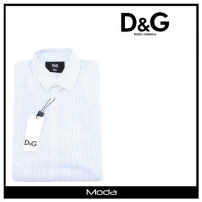 ドルチェ&ガッバーナ シャツ メンズ 白 ホワイト Dolce&Gabbana D&G 長袖