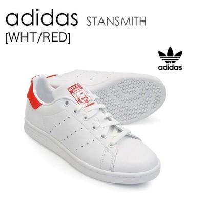 adidas Stan Smith アディダス レッド スタンスミス スウェット BZ0482