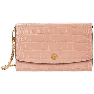 customerAuth Robinson Embossed Chain Wallet レディース ハンドバッグ かばん Pink Moon