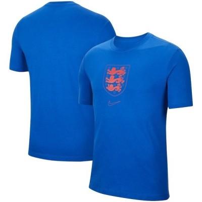 ナイキ メンズ Tシャツ トップス England National Team Nike Evergreen Crest T-Shirt