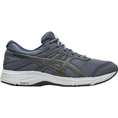 アシックス ASICS メンズ ランニング・ウォーキング シューズ・靴 GEL-Contend 6 Running Shoes Gunmetal