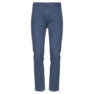 BRIGLIA 1949 パンツ ブルー 46 コットン 97% / ポリウレタン 3% パンツ
