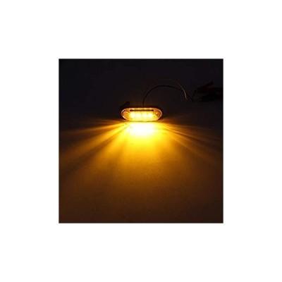 SaiDengサイドマーカーはホンダアセンブリ-2Pcsための信号フェンダーライトツLEDフラットスタイルアンバーサイドマーカーライトを回し Sa