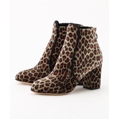 OFF PRICE STORE(Fashion Goods)(オフプライスストア(ファッショングッズ)) Charlotte Olympia ベルベットショートブーツ