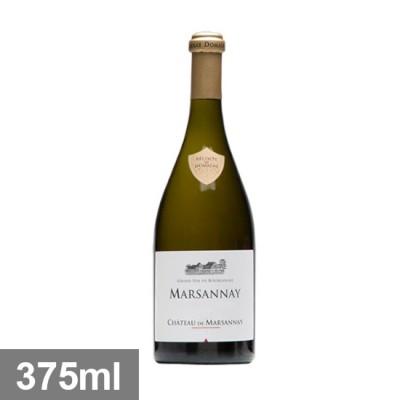 シャトー ド マルサネ/ マルサネ ブラン [2018] 白 375ml ハーフボトル Chateau de Marsannay/ Marsannay Blanc
