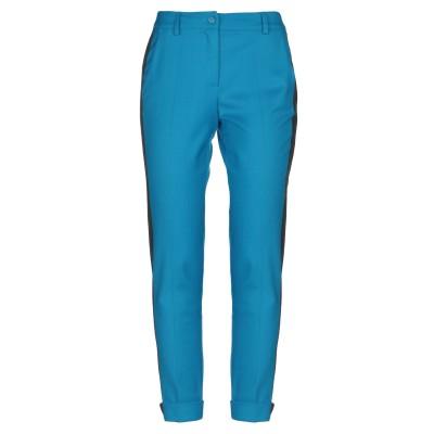 パロッシュ P.A.R.O.S.H. パンツ ターコイズブルー XS バージンウール 95% / ポリウレタン 5% パンツ