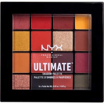 NYX Professional Makeup(ニックス プロフェッショナル メイクアップ)UT シャドウ パレットアイシャドウ09 カラー・フェニッ