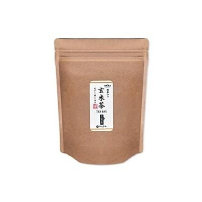 静岡県産 玄米茶ティーバッグ 抹茶入り お湯・冷水どちらもOK