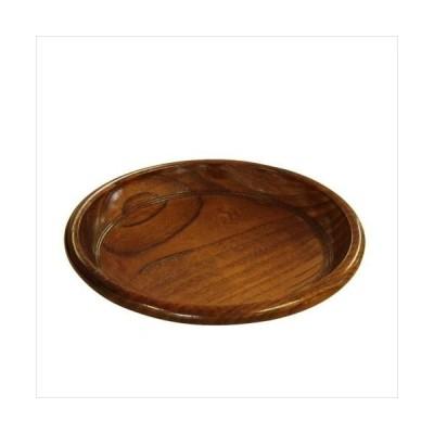 かのりゅう 木製食器 7寸鉄鉢 JA17-14-11s (APIs)