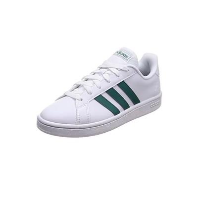 adidas 93_GRANDCOURTBASE (EE7905) [色 : RUNWHT/アクティフ] [サイズ : 245]