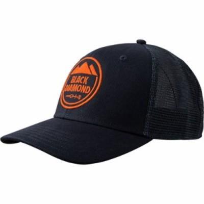 ブラックダイヤモンド キャップ BD Trucker Hat Black/Aluminum