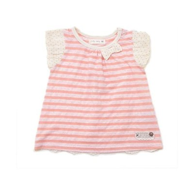 Lily-ivory-半袖Tシャツ-80〜130cm-71055x71355-142